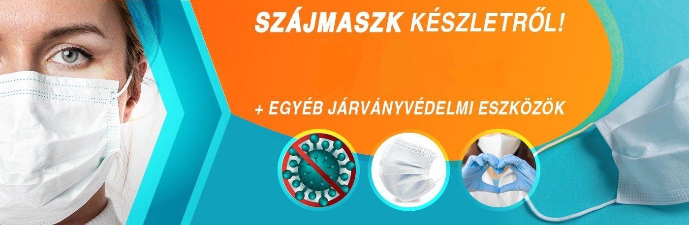 Covid-19 járványvédelmi eszközök